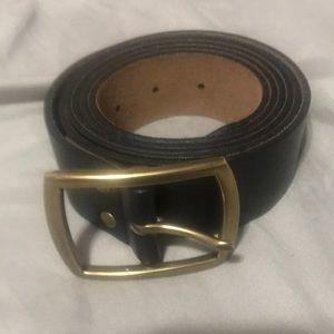 Plus size belt